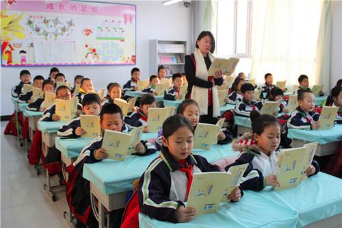 黑龙江垦区八五二农场小学组织诵国学经典 做博学少年