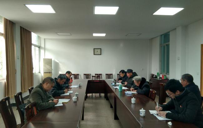 福建省南平市关工委领导到光泽县开展调研