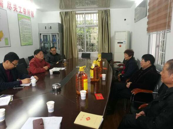 """福建莆田市关工委走访慰问基层""""五老""""人员"""