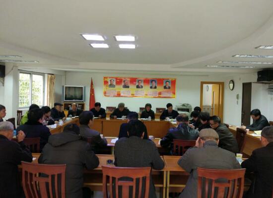 漳州:市关工委召开全市市直系统关工委座谈会