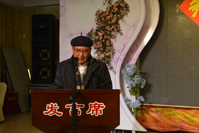 华北油田关工委举办2019新年茶话会