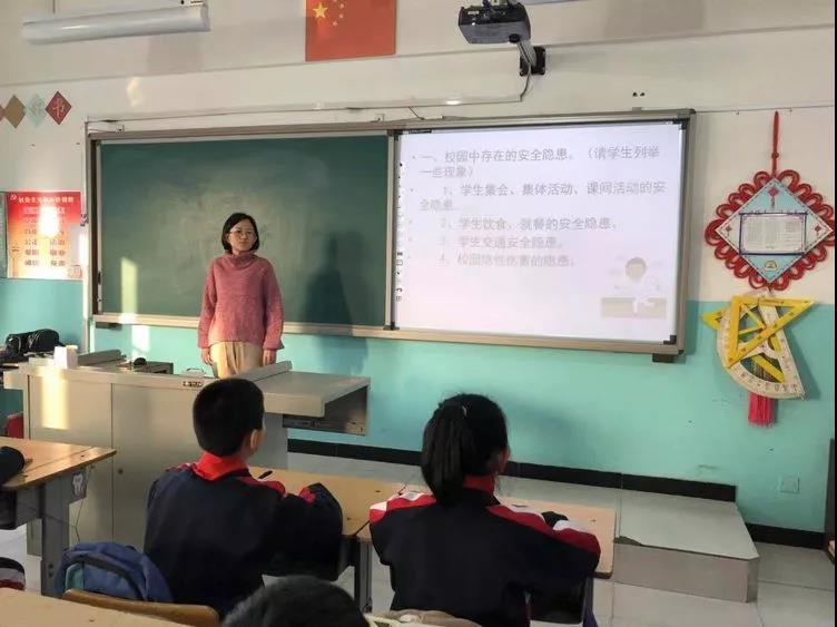 河北省滦州市各学校关工委开展安全宣讲活动