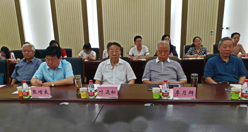 河北省关工委优秀传统文化进校园赠书仪式在河北师大举行