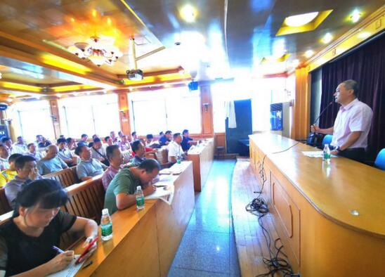 泉州:南安市教育系统关工委举办心理健康教育培训
