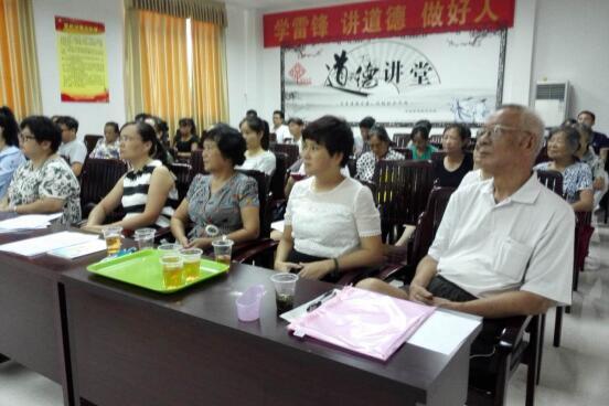广西省玉林市玉州区:一位老党员的关工情怀