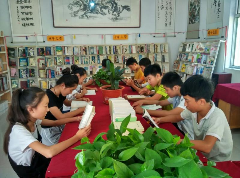 刘逢春:为孩子们搭起进步的天梯