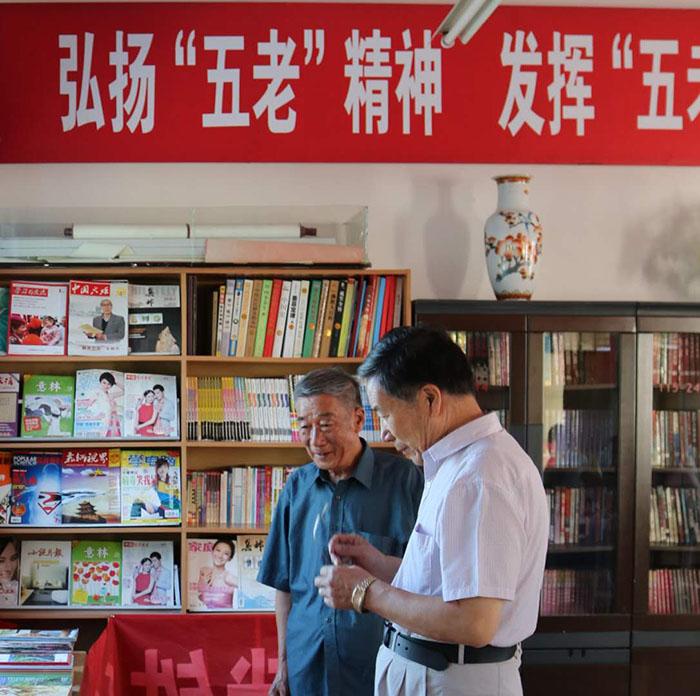 奉献爱心 余热生辉——记中国铁路兰州局集团公司关工委副秘书长张功臣