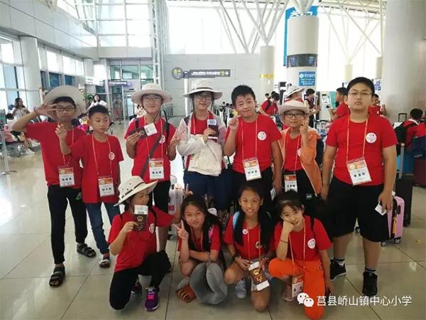 中国关心下一代教育示范基地峤山中心小学:跨越地域之美,共筑童梦乐园